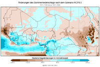 Summer precip in Niederschlag Afrika rcp85 diff2 .png